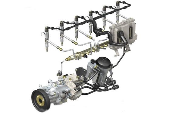 Система впорскування палива Common Rail