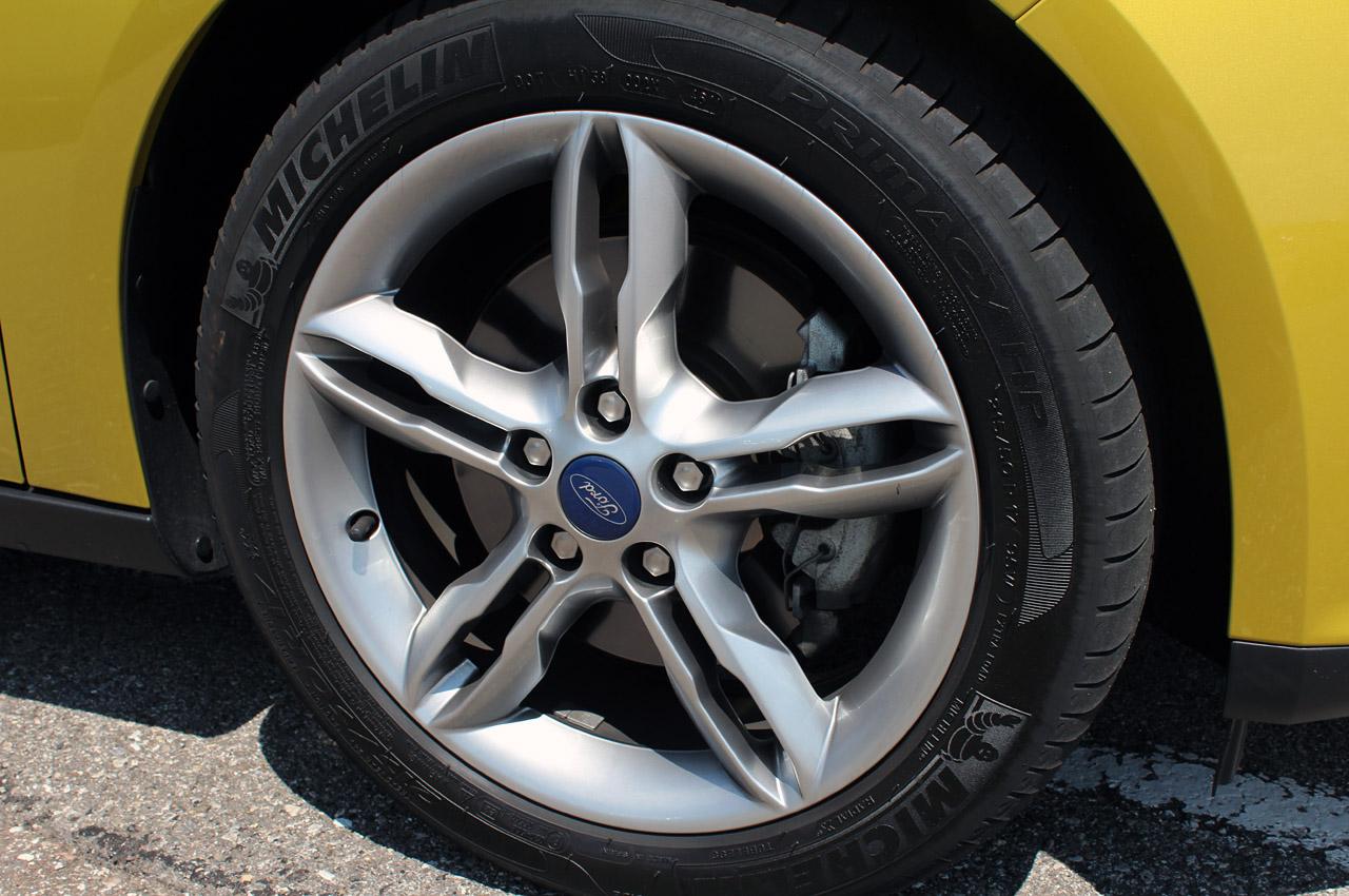Форд Фокус 3 диски