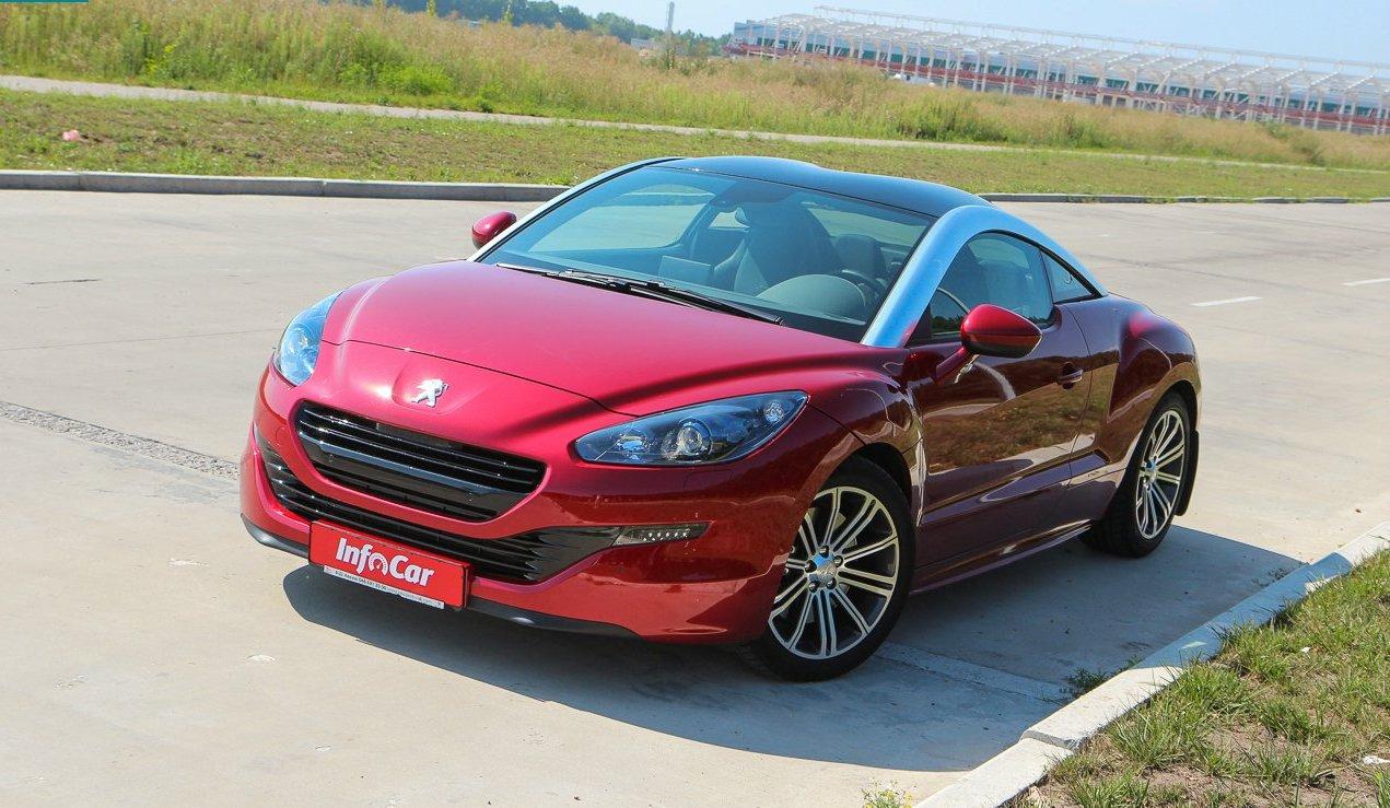купити Peugeot RCZ