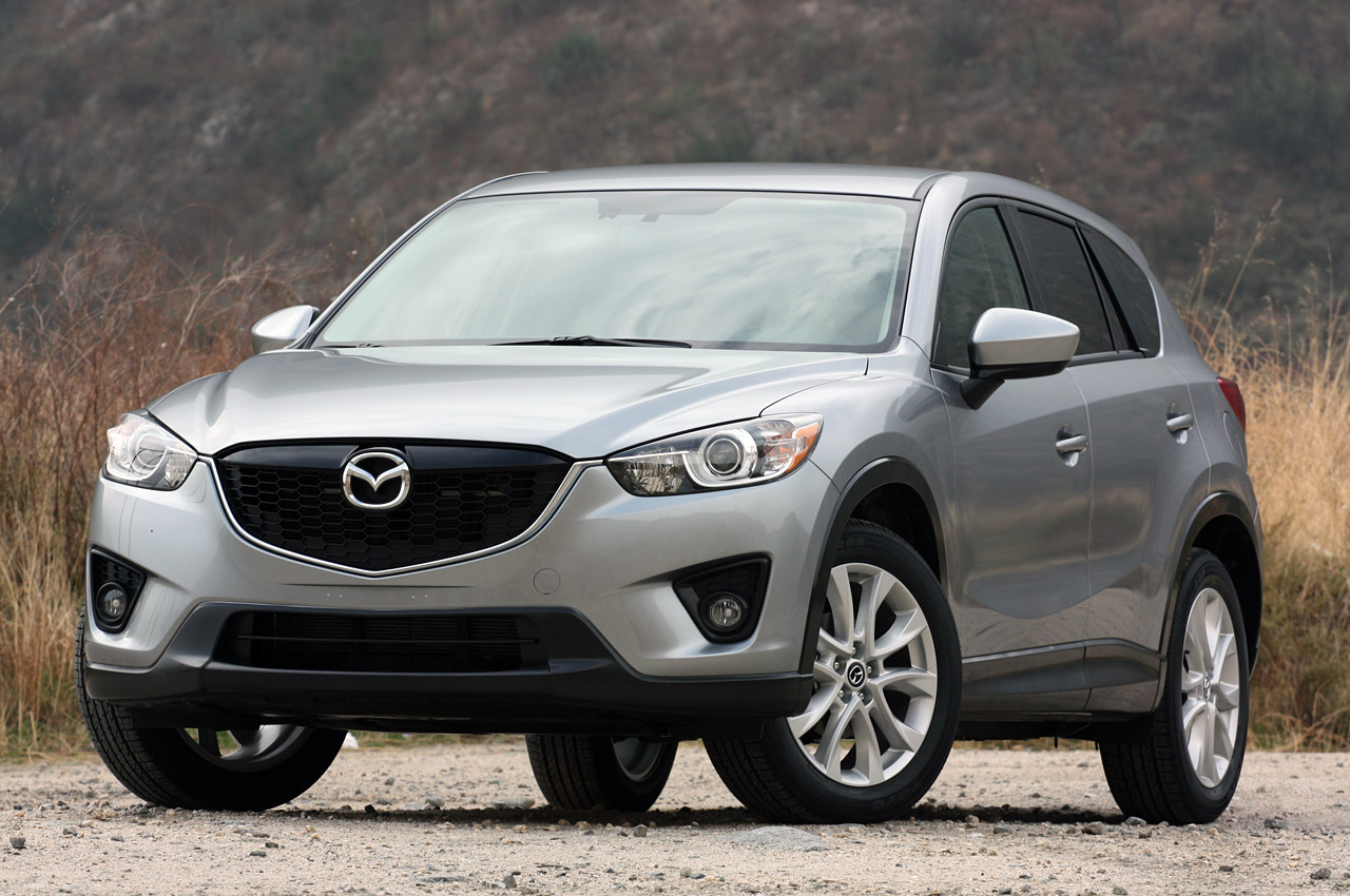 нова Mazda CX-5