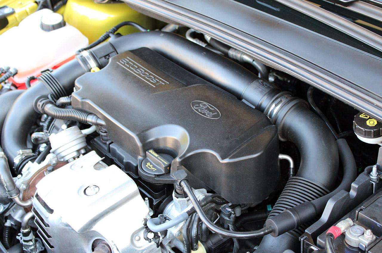 тест форд фокус 3