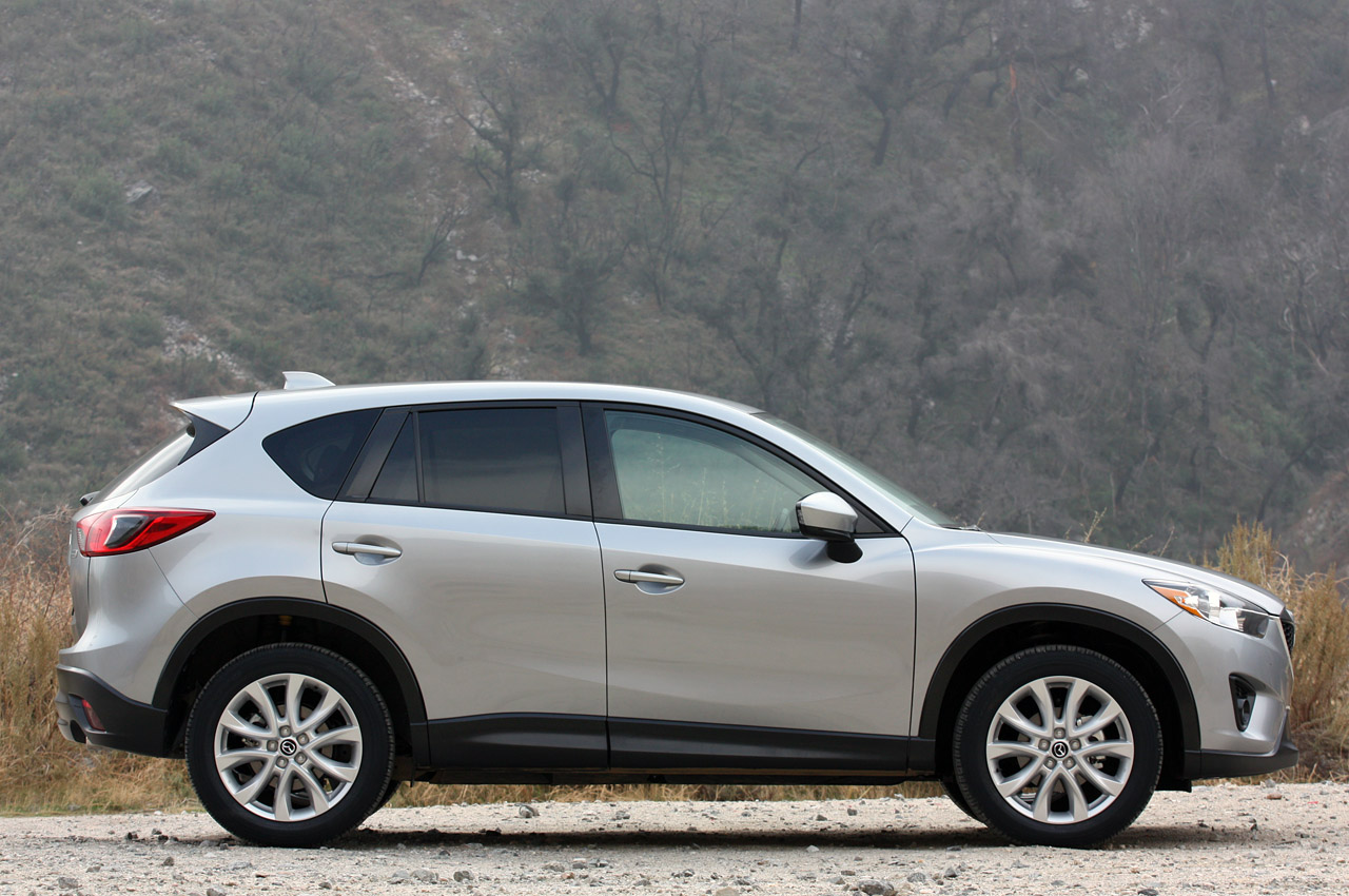фото Mazda CX-5