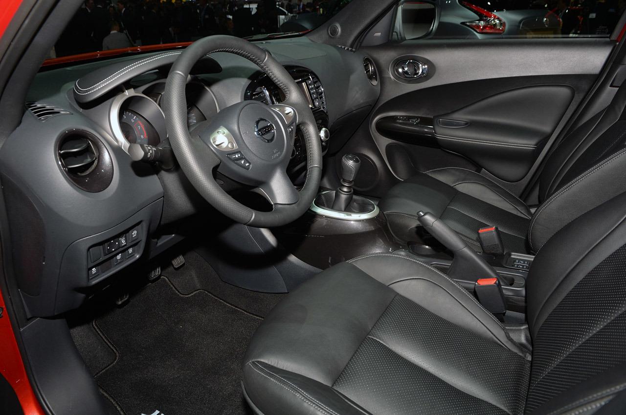 фото Nissan Juke 2015