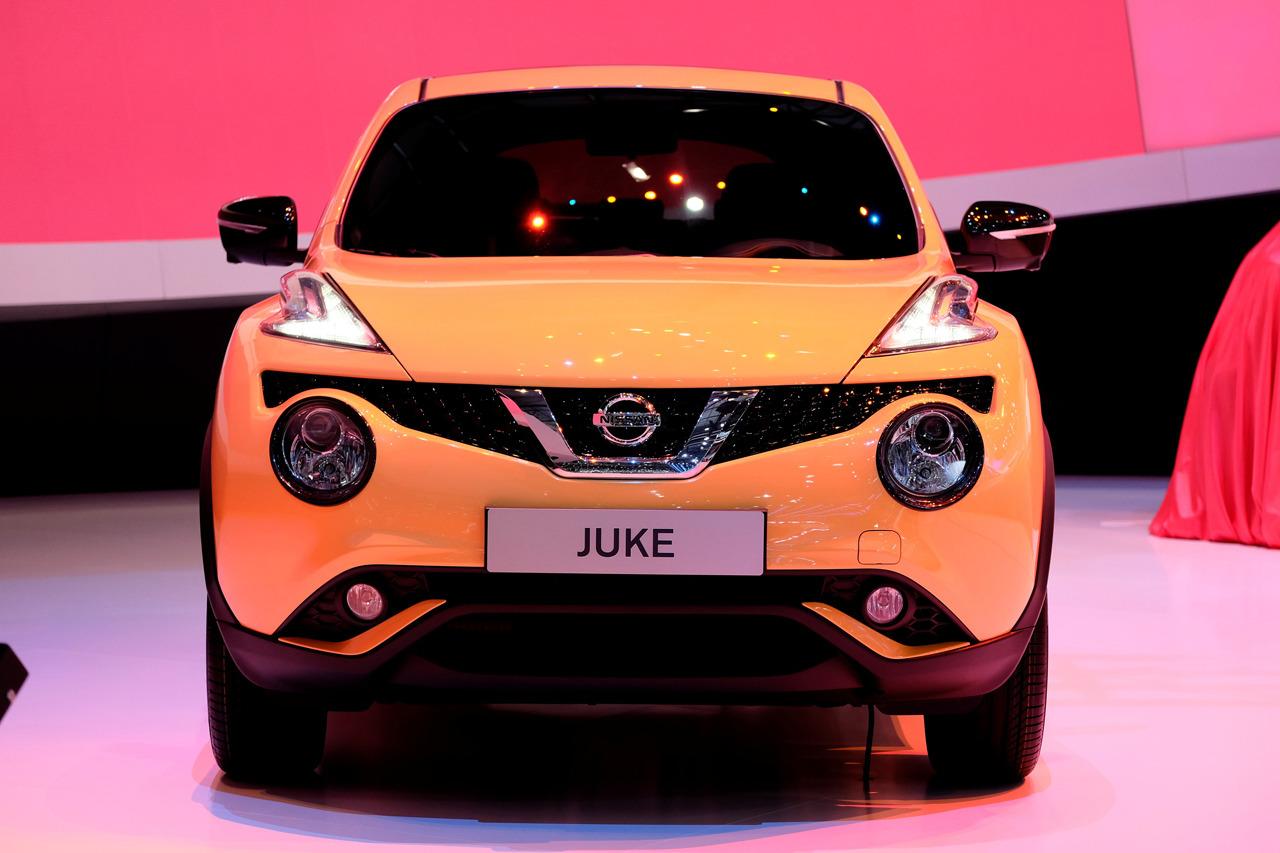 2015 Nissan Juke тест-драйв