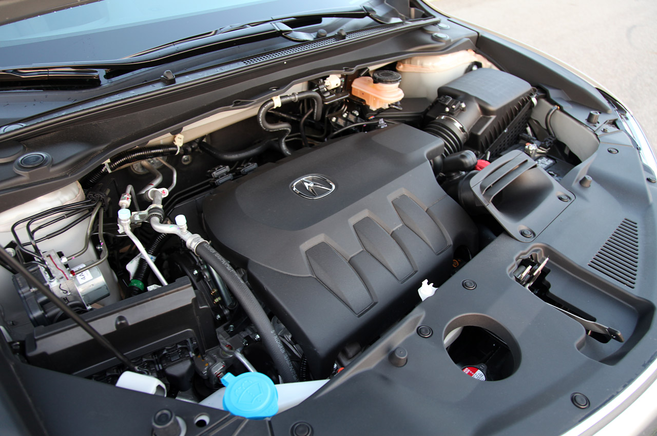 Acura RDX двигун