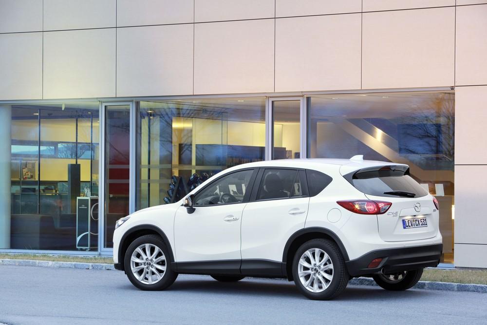Mazda CX-5 купити