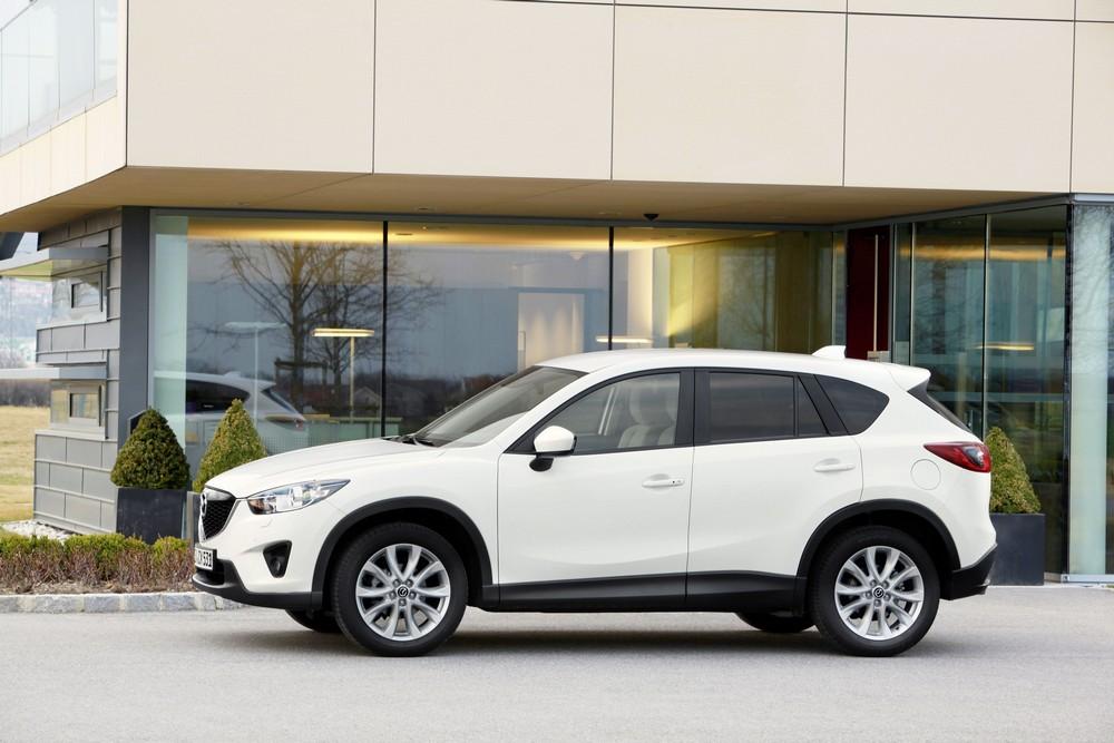 Mazda CX-5 тест