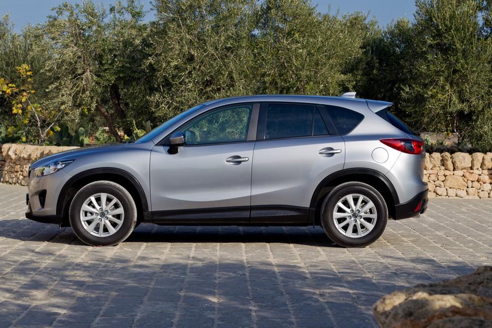 Mazda CX-5 ціна