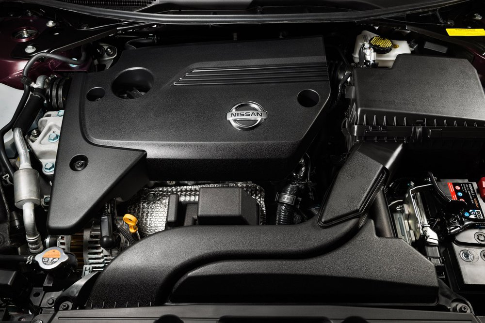 Nissan Teana характеристики