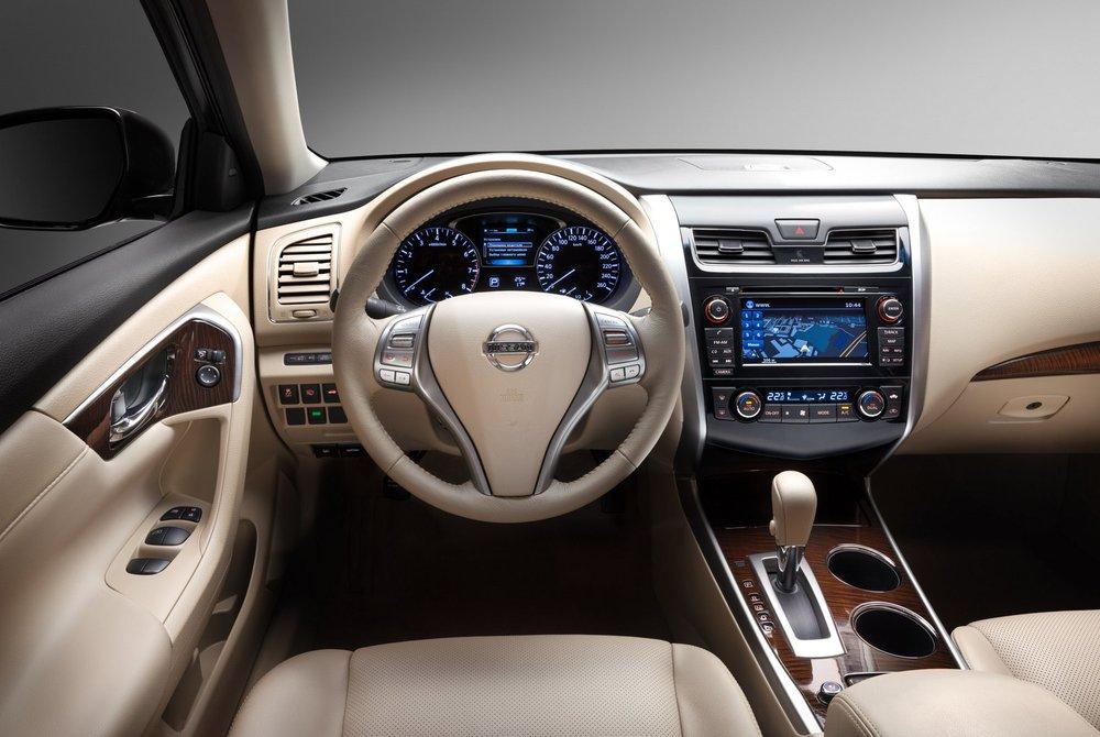 Nissan Teana ціна фото