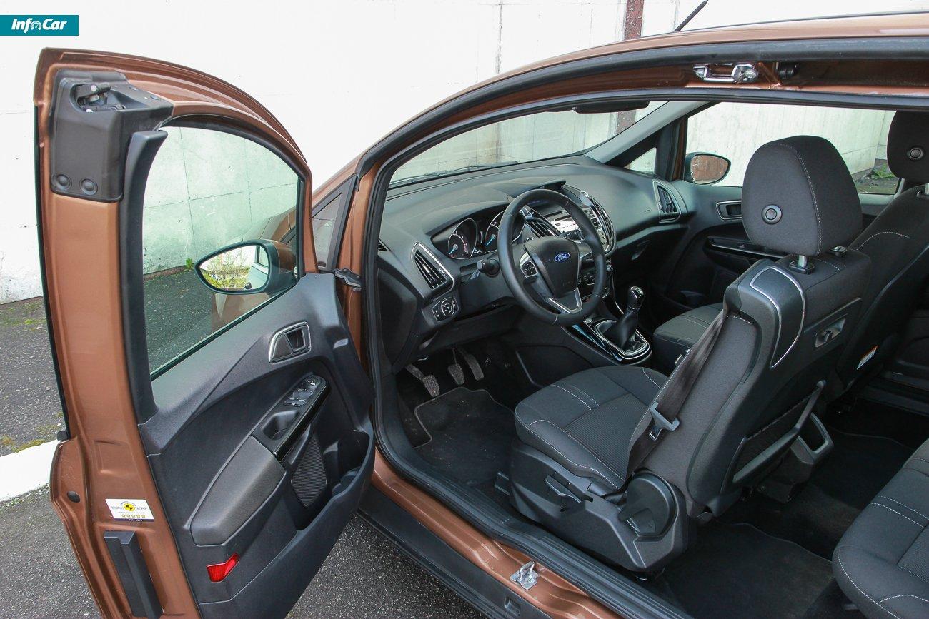 Новий Ford B-Max фото