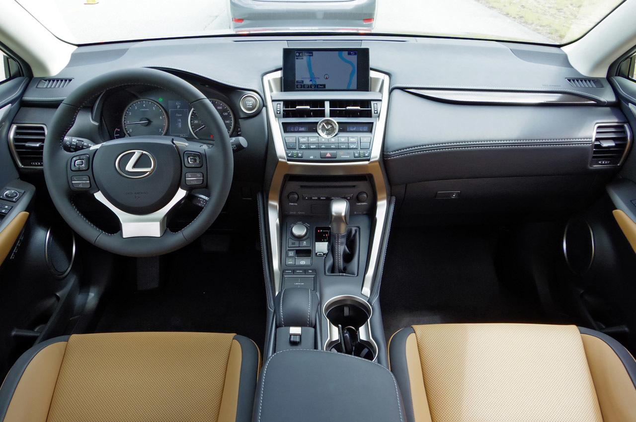 фото Lexus Nx 200t