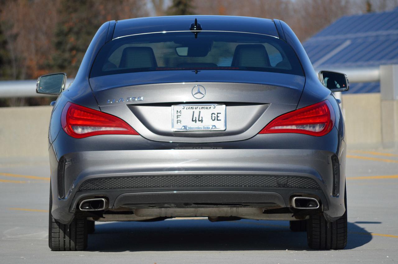 характеристики Mercedes CLA-Class