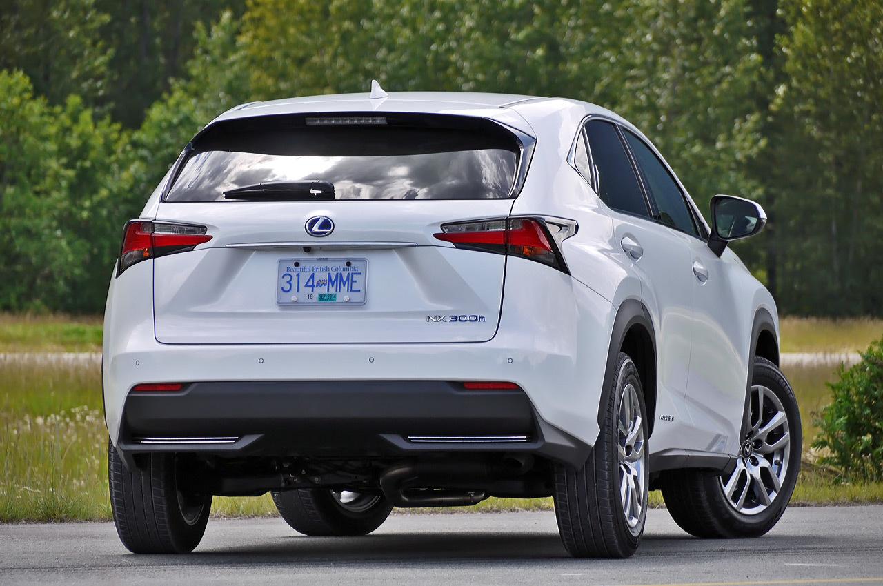 Lexus NX фото