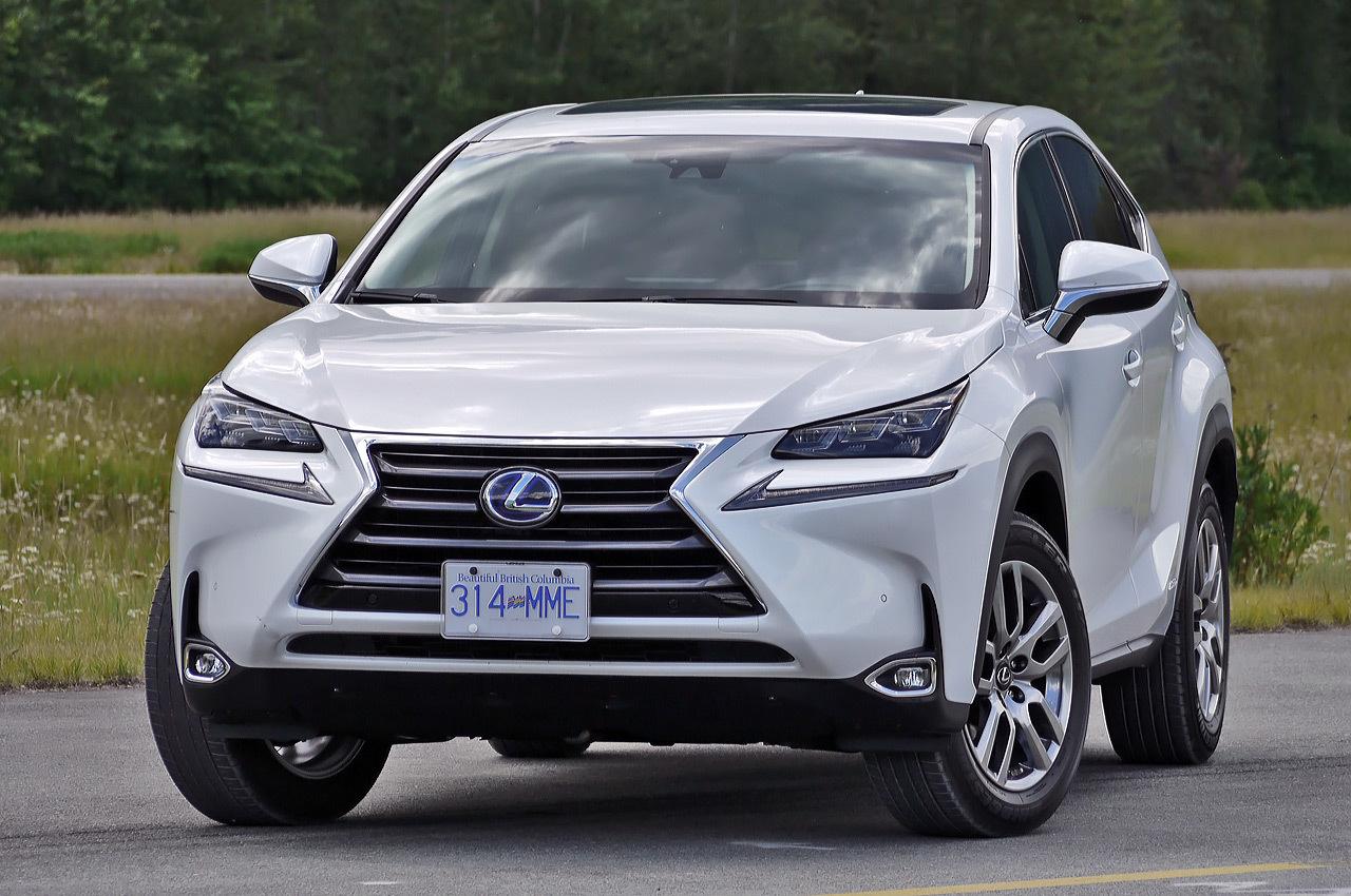 Lexus NX ціна