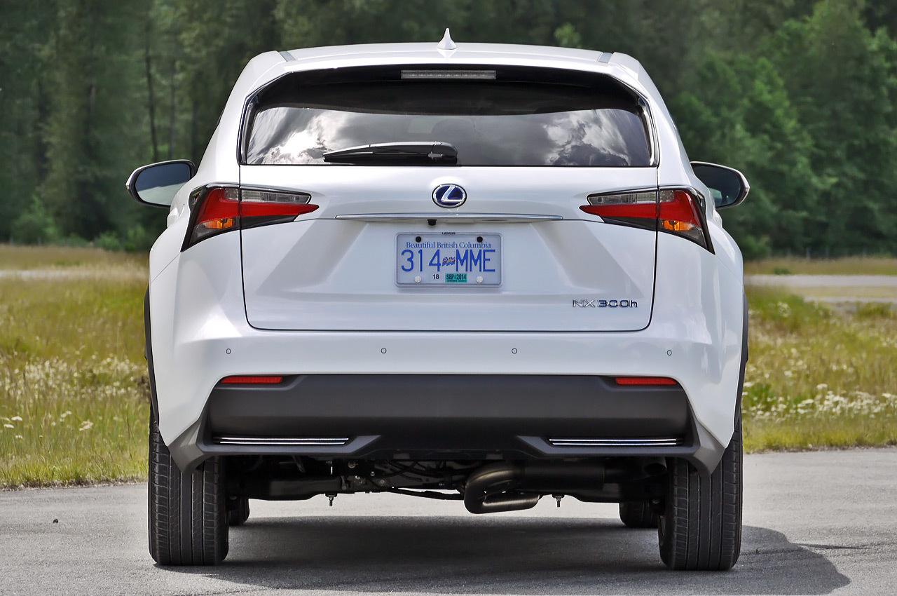 Lexus NX 2014 фото