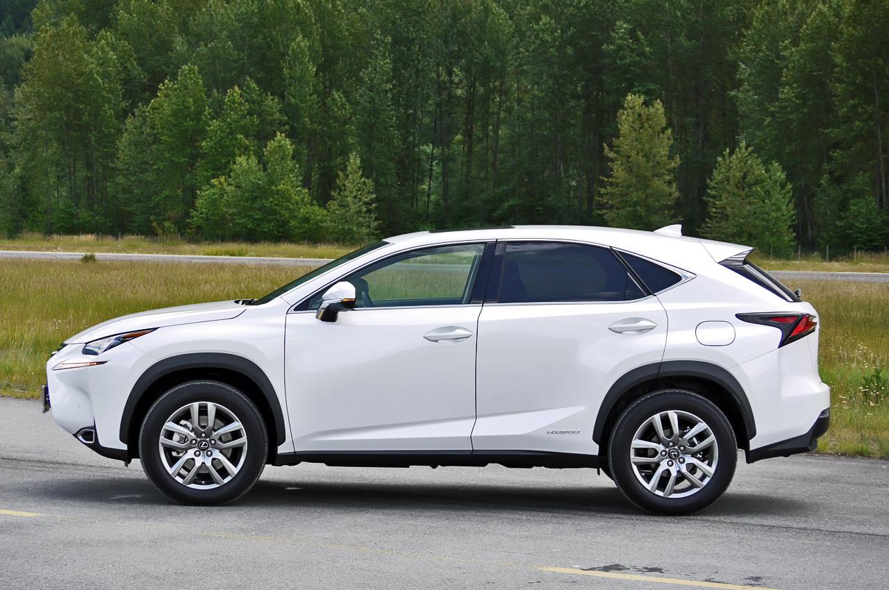 Lexus NX 2014 ціна