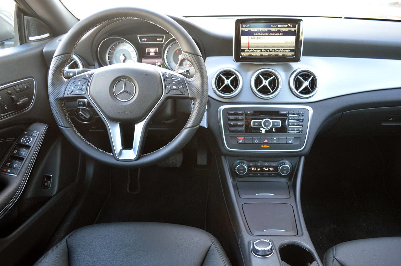 Mercedes CLA-Class фото 2014