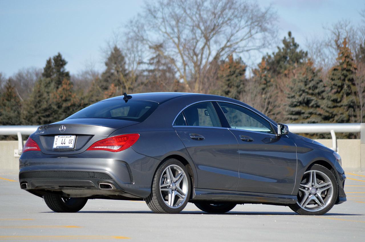 Mercedes CLA-Class фото