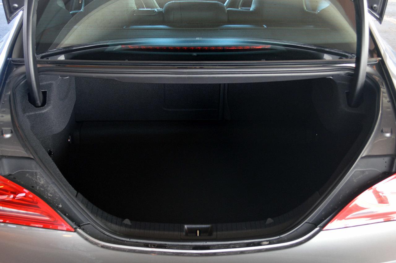 Mercedes CLA-Class характеристики