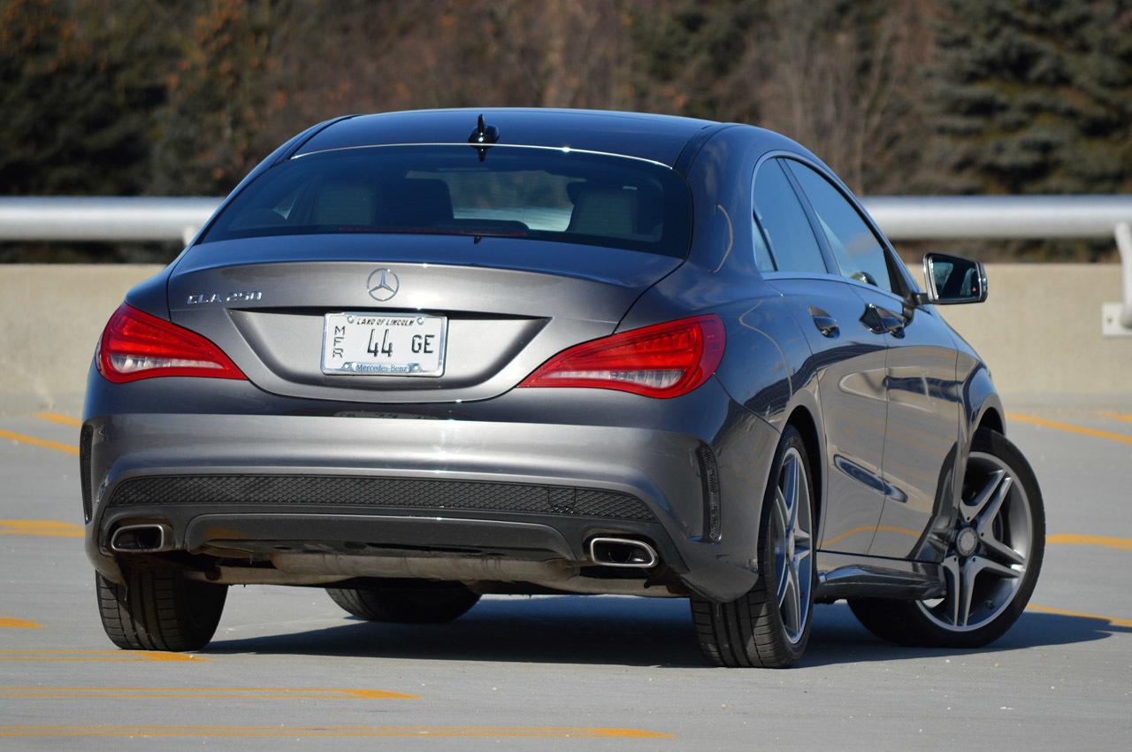 Mercedes CLA-Class ціна