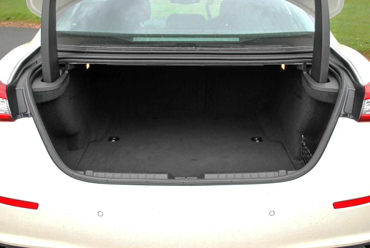 Багажник Maserati Ghibli