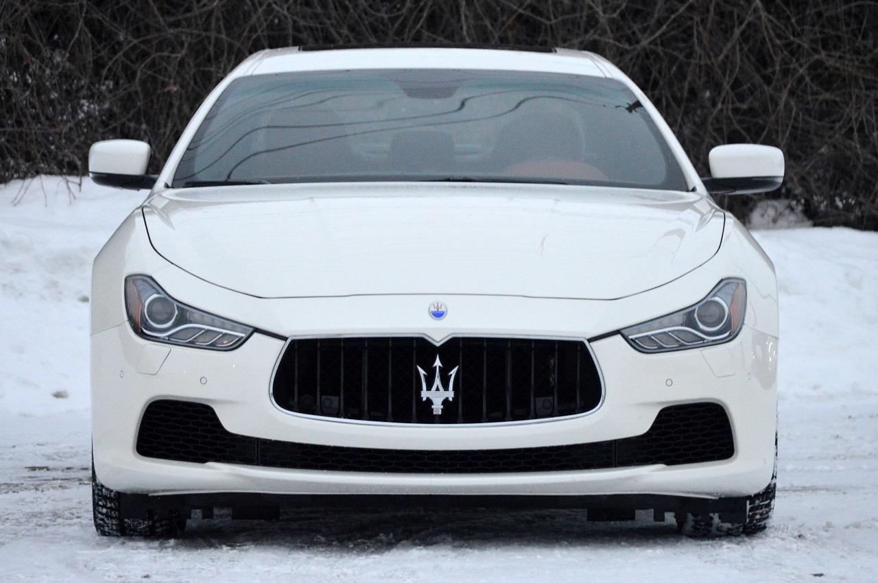 Тест-драйв Maserati Ghibli