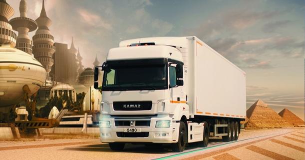 КАМАЗ уже в следующем году представит «умные» грузовики